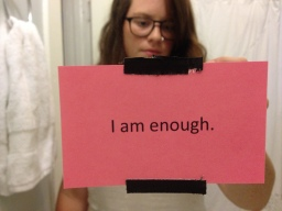 I am NOT a Bird: Learning to Love Me for Me